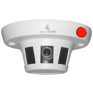 Camara Espia Video Ahd Cctv 720p Oculta En Detector Humo Msi