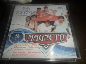 Cd Magneto 20 Exitos Originales Nuevo