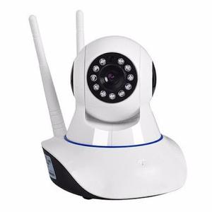 Cámara De Seguridad Ip Wifi 360 Robotizada