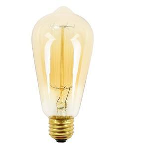 Foco Edison Vintage Tipo Bulbo 40w E27