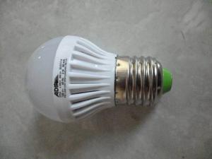 Foco Led 3w Tipo Bulbo Ahorrador Ecológico Luz