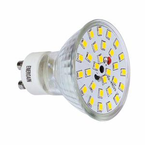 Foco Led Mr16 Base Gu10 De 3wts Luz Cálida Energain