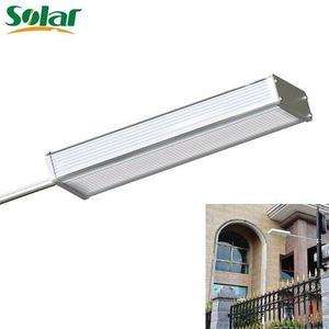 Lampara Led Solar 50w  Lumenes La Más Potente Sensor