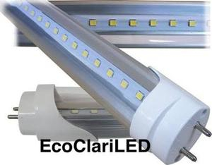 Lampara Tubo De Led 18 Watts T Cm  Lm
