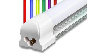 Lámpara Led 18w Colores A Elegir En Regleta Instala Fácil