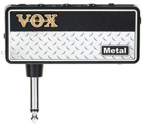 Mini Amplificador Para Guitarra, Amplug Metal Vox
