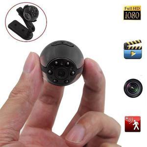 Mini Cámara Espía p/720p Portable Con Batería V