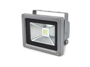 Reflector Led 10w Fijo Exterior k 600 Lumenes Luz Blanca