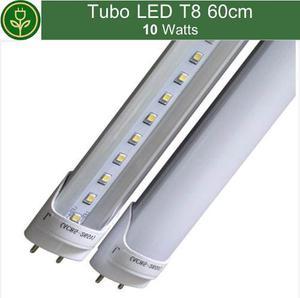 Tubo Led 60cm 10w Aluminio Retrofit