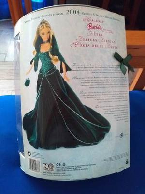 Barbie Holiday Felices Fiestas