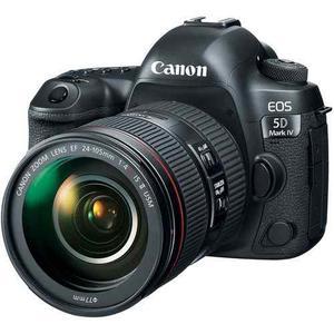 Camara Fotografica Eos 5d Mark Iv Kit Con Lente Ef mm