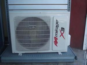 Condensador Mirage X Btus 1 Tonelada 220v. Nueva