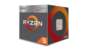 Procesador Amd Ryzen g Con Gráficos Radeon Rx Vega 11