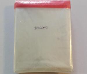 Sobre Celofan Bolsa 18x20 Solo Adhesivo