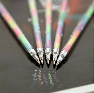 12 Plumas Bolígrafo Gel Importación Moda Asia Kawaii