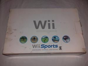 Consola Nintendo Wii Completa Con Usb Loader
