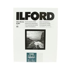 Ilford B & W De Papel Multigrado 8x10 Iv 100 Pack (perla)