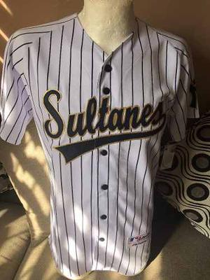 Jersey Sultanes Beisbol Envio Gratis