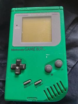 Nintendo Game Boy Tabique Verde