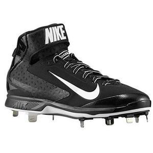 Spikes Nike Air Huarache Metal Negro 11 Mx