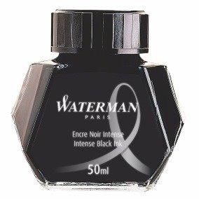 Tinta Negra Para Pluma Fuente Waterman Envio Gratis