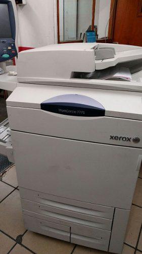 Xerox Workcentre  Color Ideal Para Publicidad