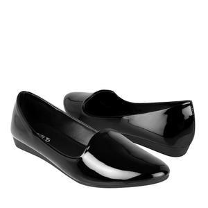 Zapatos Stylo  Charol Negro