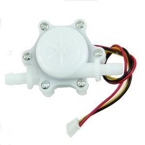 Caudalimetro Flujometro Sensor Flujo Agua 1/8, Refactron
