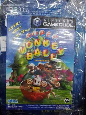 Game Cube Disco Super Monkey Ball