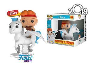 Hercules Y Pegaso Funko Pop Disney Pelicula