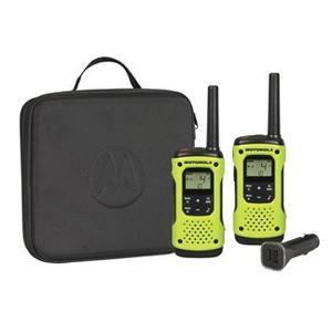 Kit 2 Radios Motorola 56km (35 Millas) H20 Contra El Agua