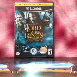 Lord Of The Rings Two Towers Gamecube
