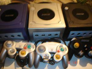 Nintendo Game Cube + Juego + Control + Memoria Gamecube N Gc
