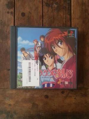 Rurouni Kenshin Meiji Kenyaku Ps1 (jp) Envio Gratis
