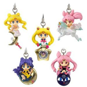 Set De 5 Straps De Sailor Moon Luna Winkle Dolly Bandai