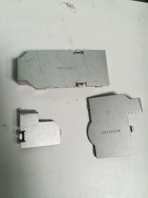Tapas De Game Cube Plata