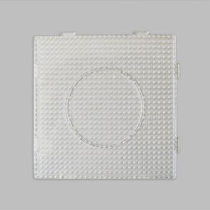 Todo Pixeles:: Base Cuadrada Para Beads Midi (5mm) - Hama