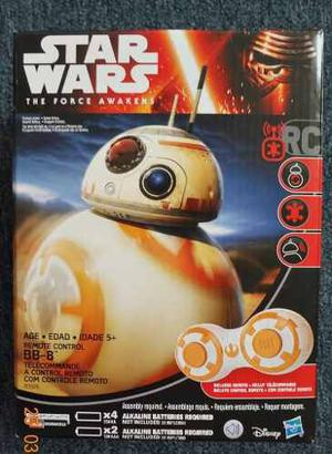 Bb-8 A Control Remoto Star Wars The Force Awakens Bb8 Rc