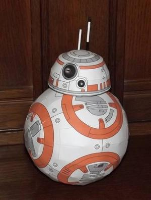 Bb8 De Starwars Episodio 7 (para Armar En Papel)