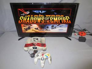 Consola Nintendo 64 Star Wars N64 **juega Con Estilo**