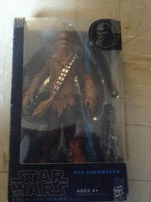 Figura Chewbacca Black Series Star Wars