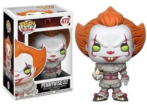 Funko Pop It Pennywise With Boat Payaso Eso