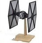 Modelo A Escala Bandai Star Wars, First Order Tie Fighter