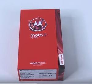 Motorola Moto Z2 Force  Mp 4gb Ram 4g Lte 64gb Snapdrag