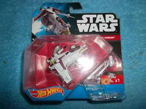 Star Wars Gunship Hot Wheels De Metal