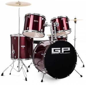 Bateria Greggs Percussion Con Envío Gratis!