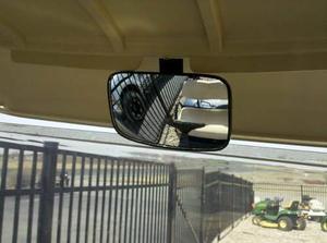 Espejo Retrovisor P/ Carrito De Golf. Go Ez Yamaha