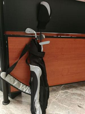Oferta Por Mudanza Palos Golf Infantil Cougar Xc-3