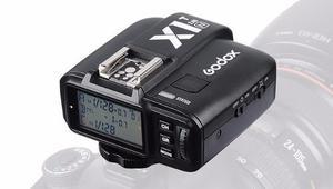 Radio Transmisor Inalámbrico Godox X1t- N Para Nikon