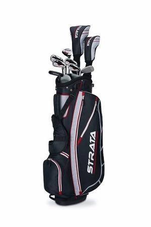 Set De 12 Palos De Golf Callaway Strata Con Bolsa Maleta